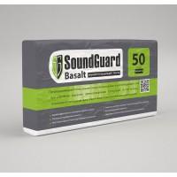 Звукопоглощающая плита SoundGuard Basalt 2,4м2