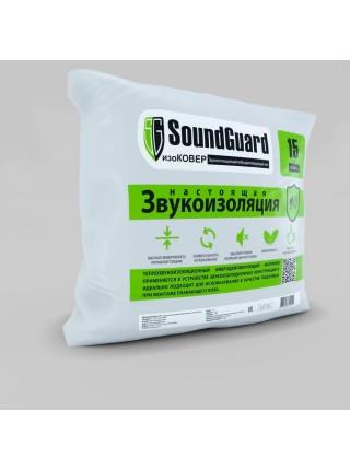 Тепло-звукоизоляционный мат SoundGuard изоКОВЕР