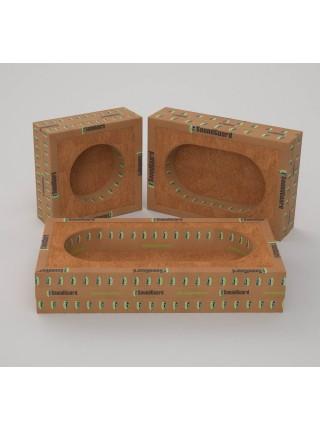 Звукоизоляционный подрозетник SoundGuard ИзоБокс 1 Премиум