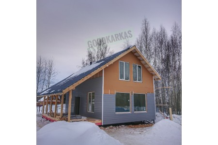 Гуд Каркас. Дома по скандинавской технологии.