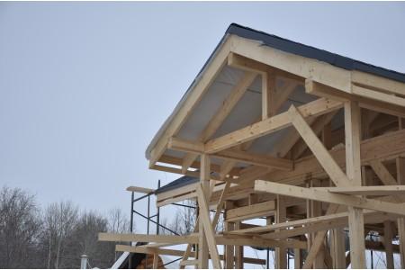 Как правильно строить каркасный дом в России?