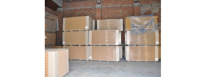 Наш новый склад в г. Череповец