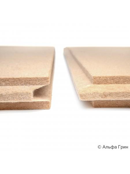 Тепло-звукоизоляционная плита Белтермо Top 28 мм шип-паз (1 м²)