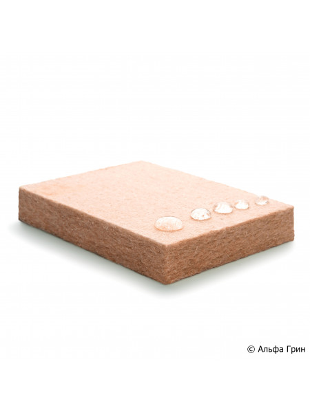 Тепло-звукоизоляционная плита Белтермо Multi 60 мм прямая кромка (1 м²)