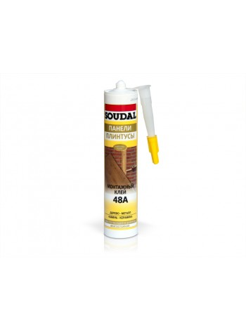 Клей монтажный Soudal 48А